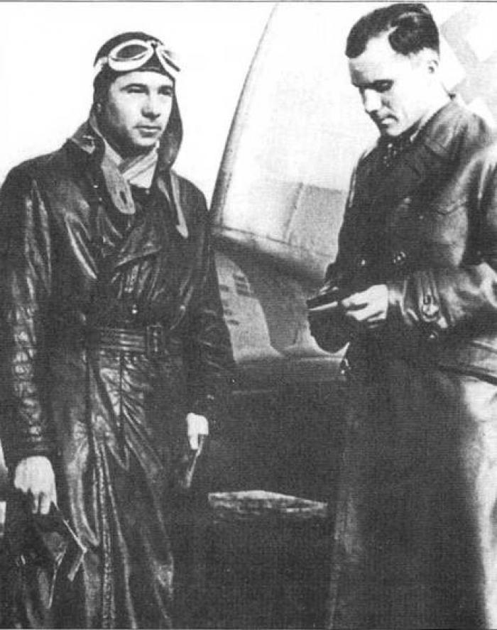 """С. В. Иванов """"Heinkel Не 100"""" (Война в воздухе – 140). 2-я часть."""