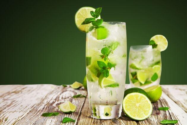 Безалкогольный мохито — идеальный напиток для летнего пикника