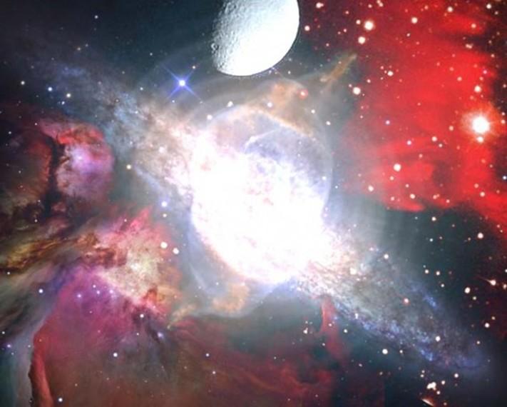О теории создания вещества Вселенной