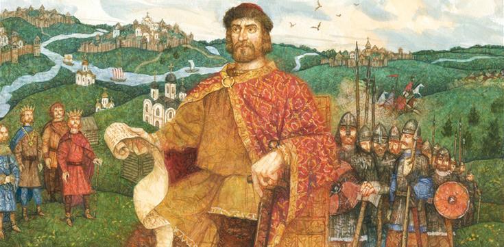 Средневековая одиссея английского принца в Киев времен Ярослава Мудрого