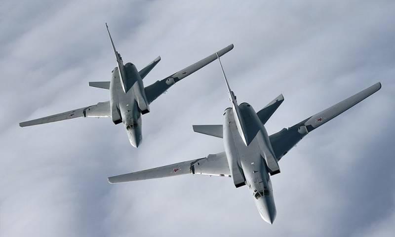 Бомбардировщики Ту-22М3М ВКС РФ: смертельная угроза кораблям ВМС США