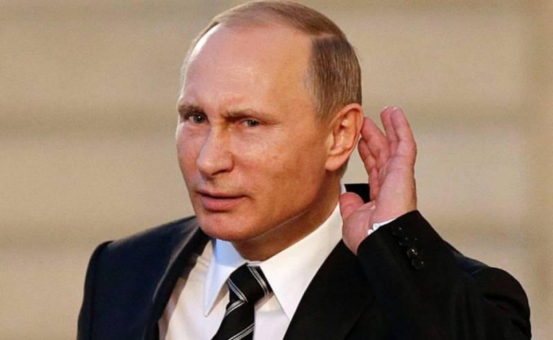 НАТО обиделось на Путина