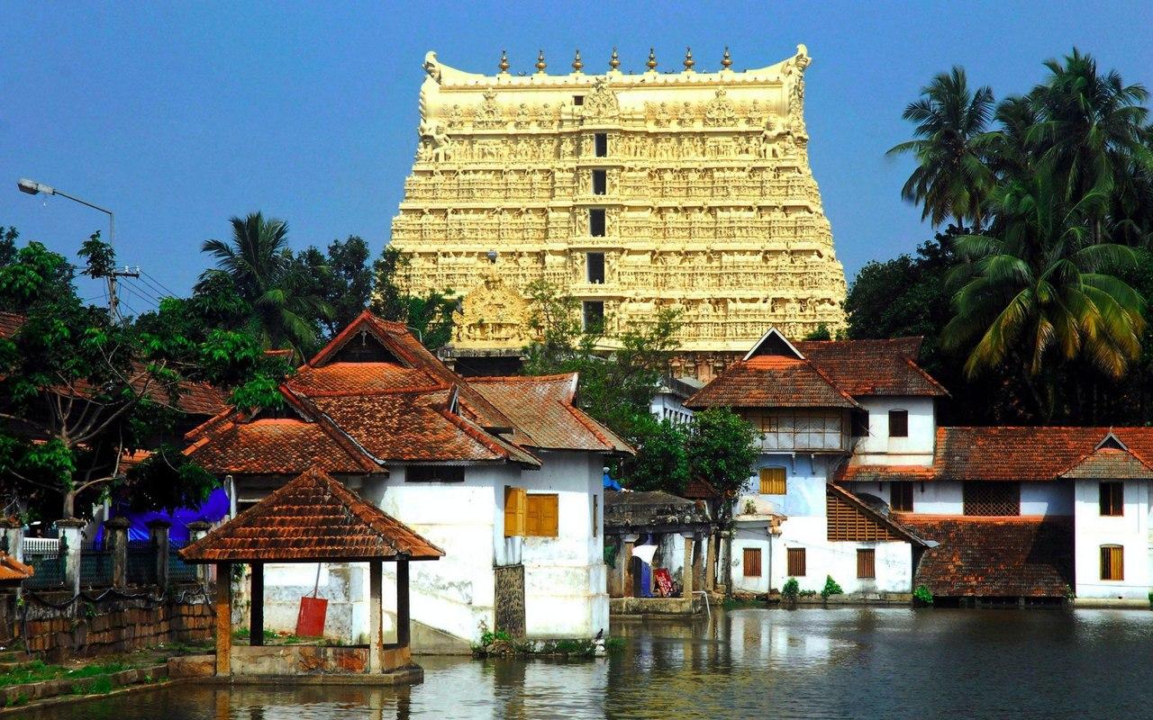 Тайна запечатанной двери храма Падманабхасвами