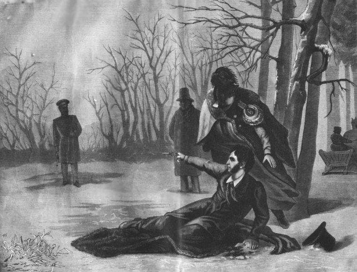 В чём настоящая причина дуэли между Пушкиным и Дантесом?