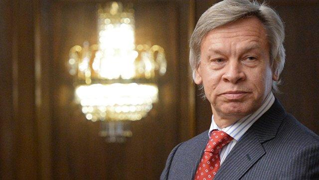 Украинская модель выпрашивания денег у Запада идет ко дну, заявил Пушков