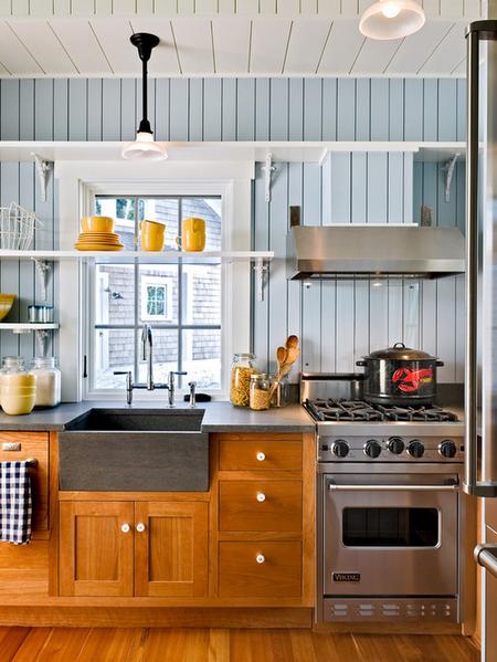 3 простых гениальных решения для очень маленькой кухни фото 1