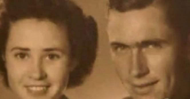 Она ждала его всю жизнь, так никогда и не выйдя замуж...