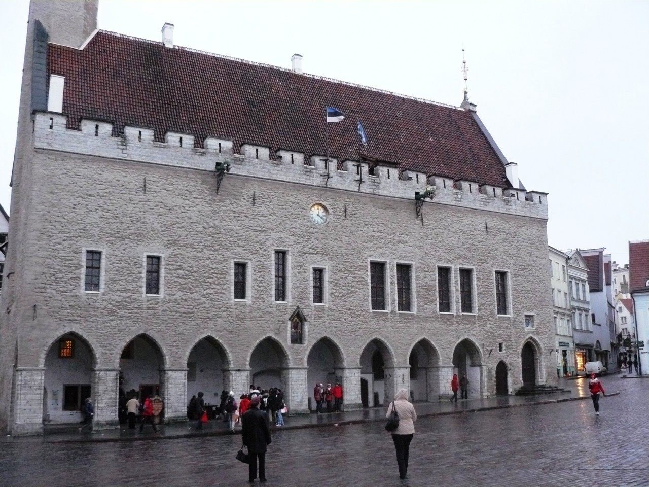 Прогулка по Таллинну