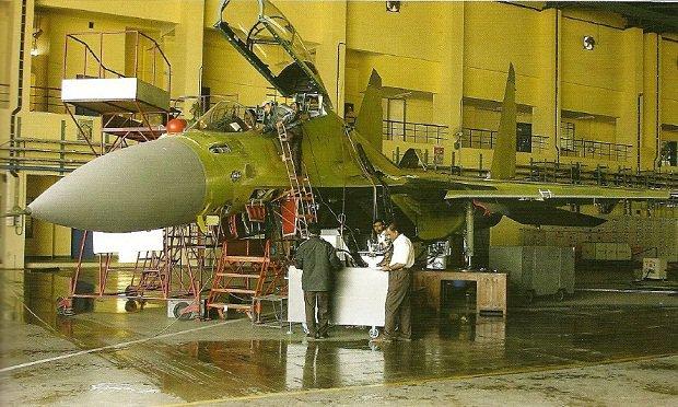 Индия планирует установку двигателей Kaveri на модернизированные истребители Су-30МКИ