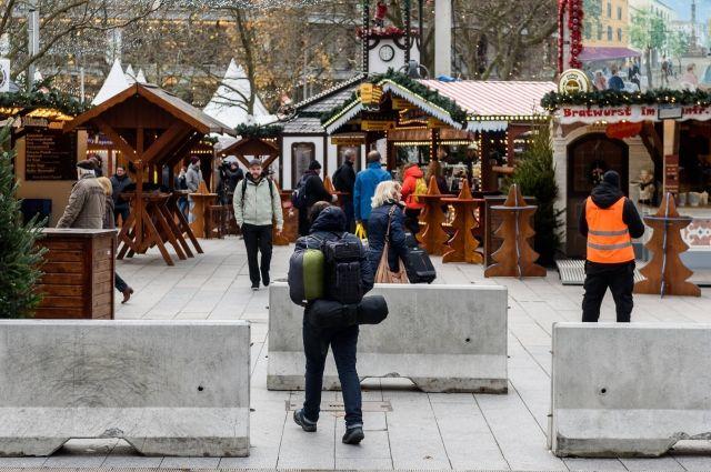 Самые большие торговые потери из-за антироссийских санкций несет Германия