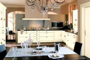 Роскошно и самобытно: идеи дизайна кухни в восточном стиле