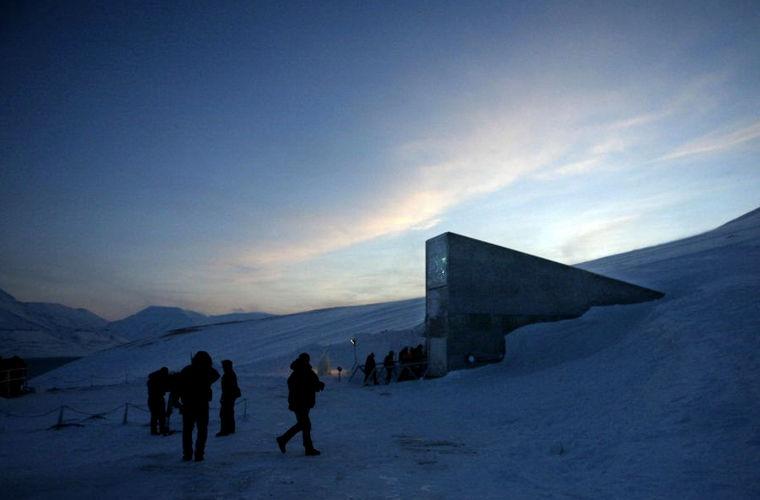 «Библиотеку Судного дня» открыли в Норвегии