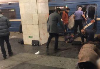 Теракт в метро Петербурга финансировался из Турции:СМИ