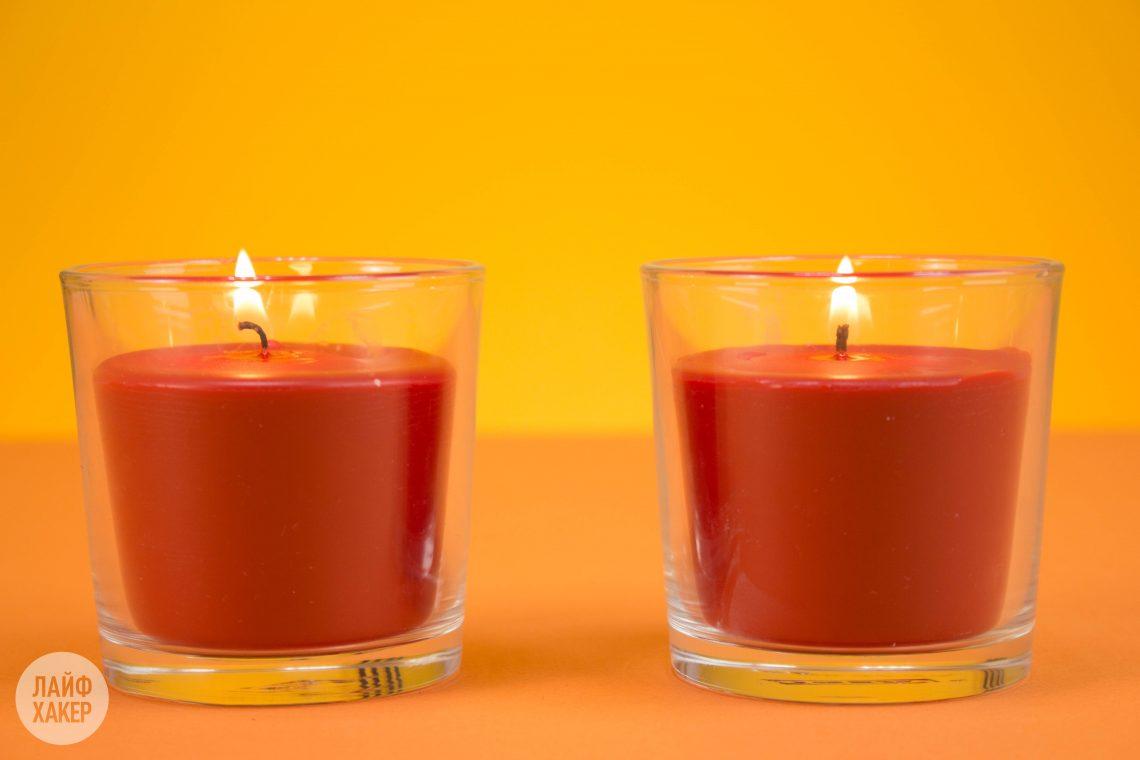 Всю жизнь мы используем свечи неправильно: Вот как надо