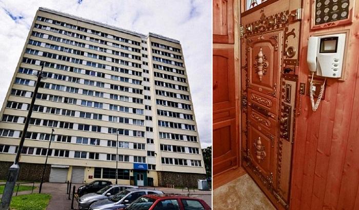 Мужчина потратил 30 лет, чтобы переделать квартиру во дворец, однако не все гости разделили его восторг