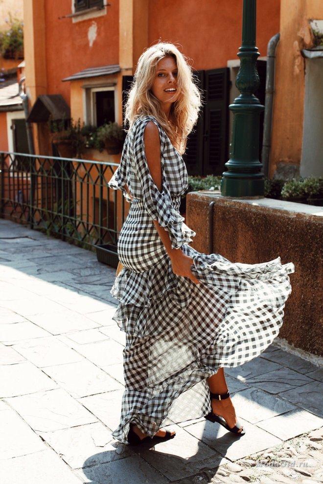 Стиль австралийской модели Natasha Oakley