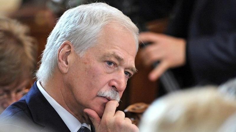 Грызлов требует защитить Донбасс от репрессий