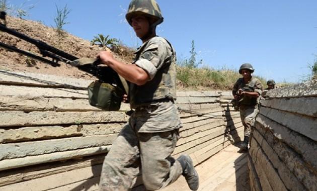 Азербайджан 16 раз нарушил перемирие в Нагорном Карабахе