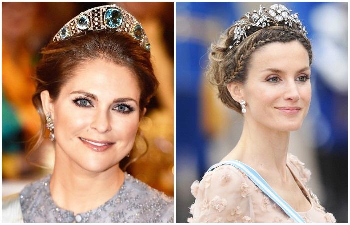 Королевская роскошь: Как выглядят изысканные тиары современных европейских принцесс