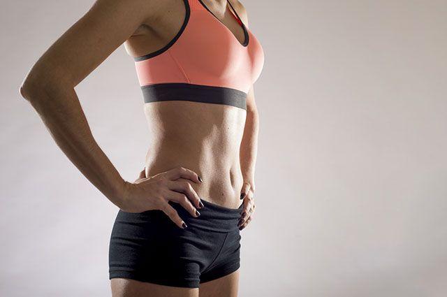 Осиная талия. Какие упражнения помогут подтянуть живот
