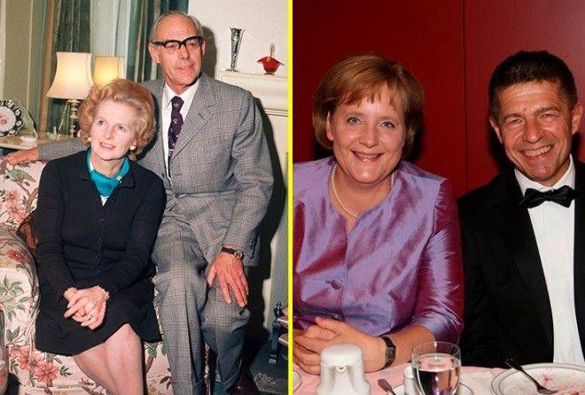 Мужья женщин-политиков, которых вы никогда не видели
