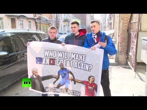 «Советовали захватить «пушку»: англичане не увидели в Ростове-на-Дону «фестиваля насилия»