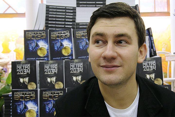 Дмитрий Глуховский прочитает новый роман «Текст» в прямом эфире ВКонтакте