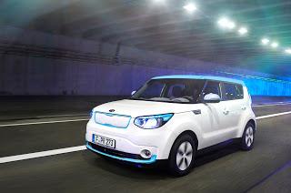 Преимущество электромобиля при разгоне