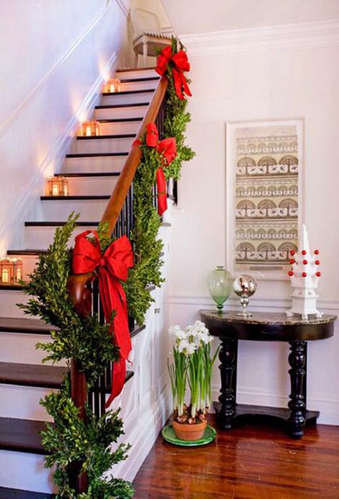Картинка нарядная елка новогодние