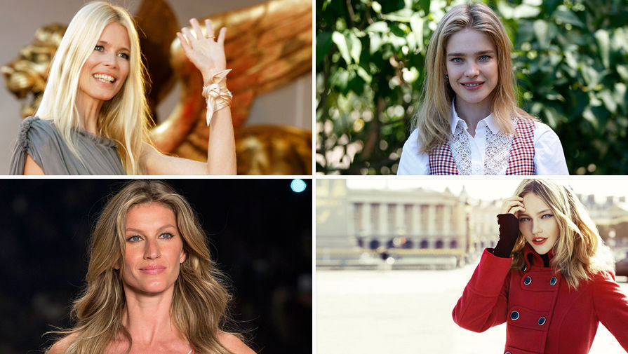 Самые красивые блондинки мира