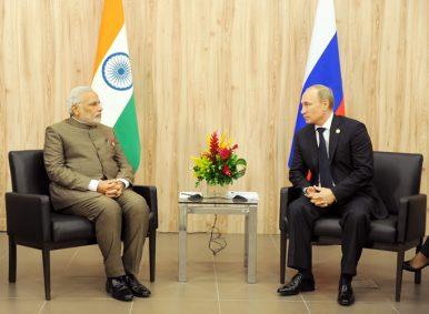 Выгодна ли России напряженность между Китаем и Индией?