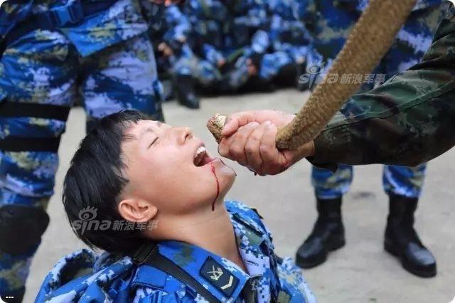 Женщины в морской пехоте Китая