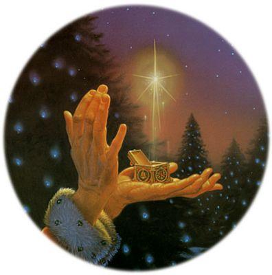 Ритуалы на Рождество