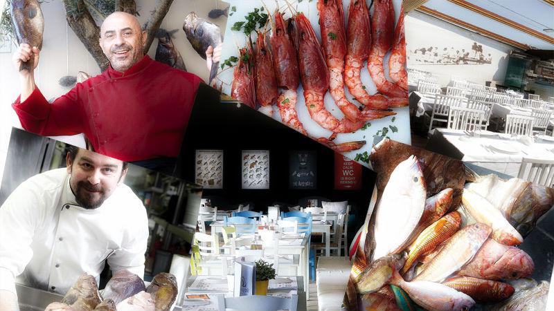 Рестораны и таверны в Греции