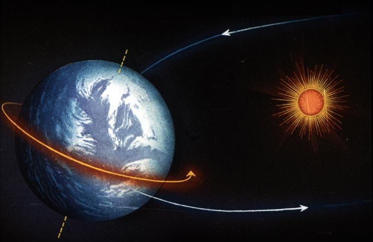 Каждый четвертый американец не знает о вращении Земли вокруг Солнца