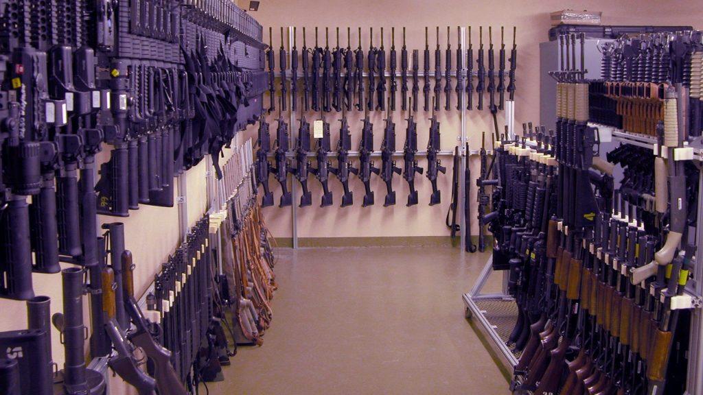 Всех владельцев оружия и их стволы ставят на учет