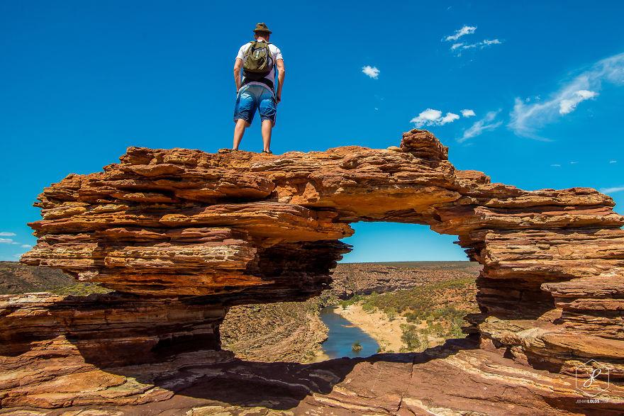JohanLolos11 Захватывающие фотографии путешественника, проехавшего более 40 000 км по Австралии