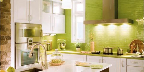 зеленые кухни-4