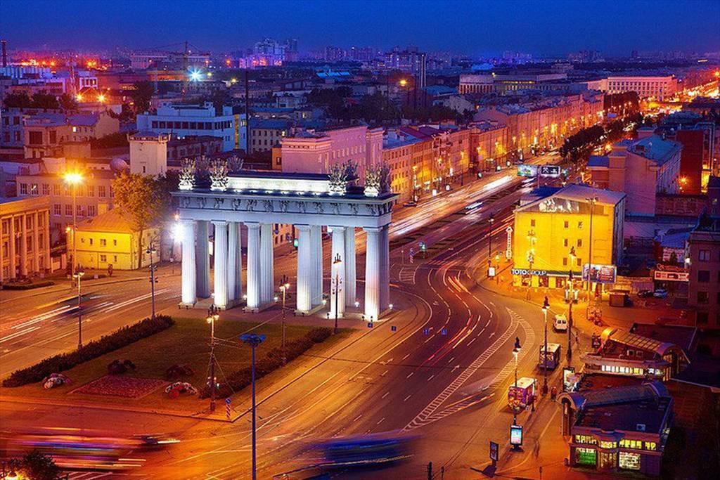 Московские Ворота в Санкт-Петербурге, история появления, легенды и интересные факты.