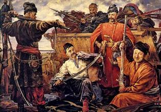 Экипировка воинов XVII века: казак армии Хмельницкого