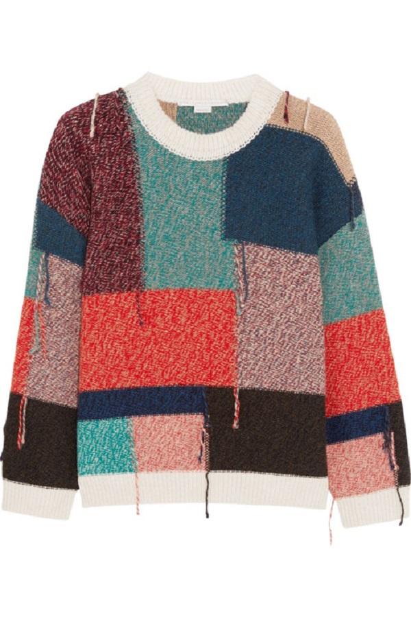 стильные вязаные женские свитера