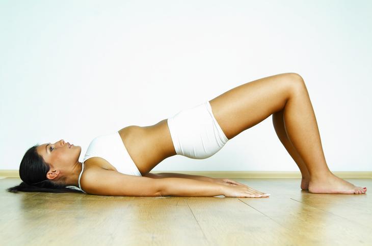 Ежедневная растяжка спины и позвоночника