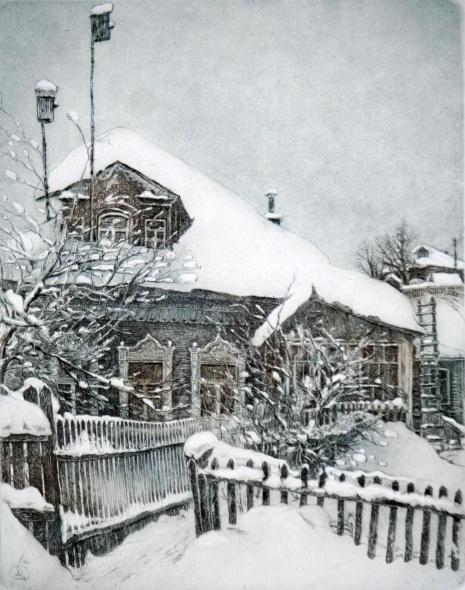 художник Александр Ветров картины – 19