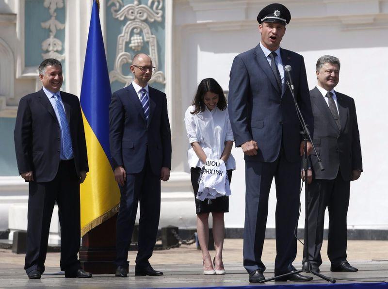Украинский слон с ядерными бивнями
