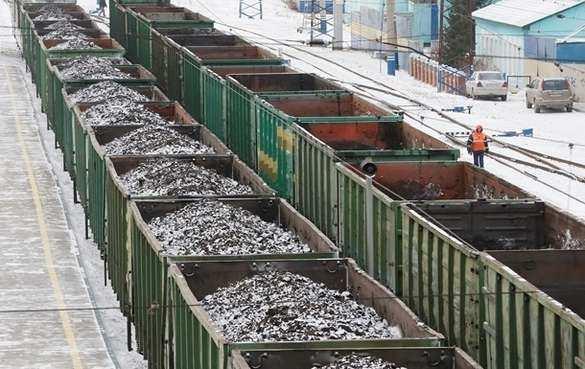 Республики Донбасса отправили вРоссию 230 тысяч тонн угля