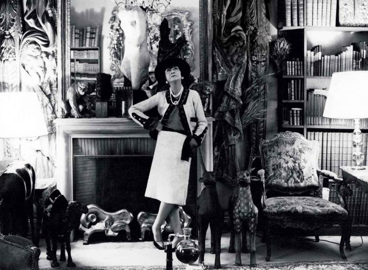 Коко Шанель: «Безвкусица имеет пределы, только хороший вкус бесконечен»