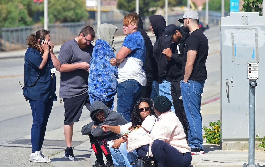 В Калифорнии при стрельбе в баре погибли 13 человек