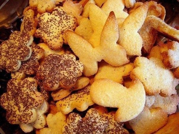 Детское творожное печенье - очень просто, вкусно и быстро!
