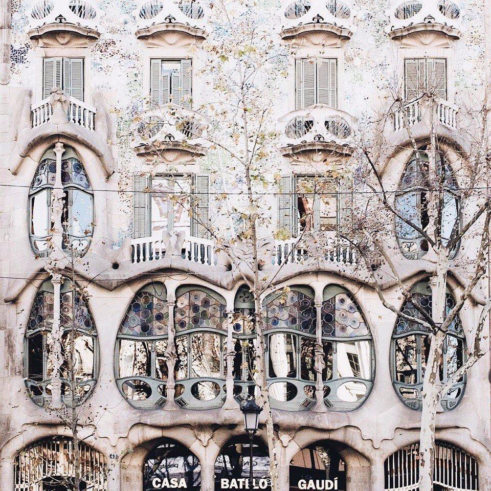 Барселона — это маленькая сказка