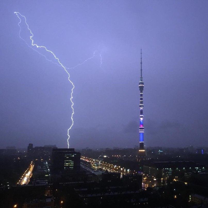 МЧС предупредило онадвигающемся на столицу России урагане
